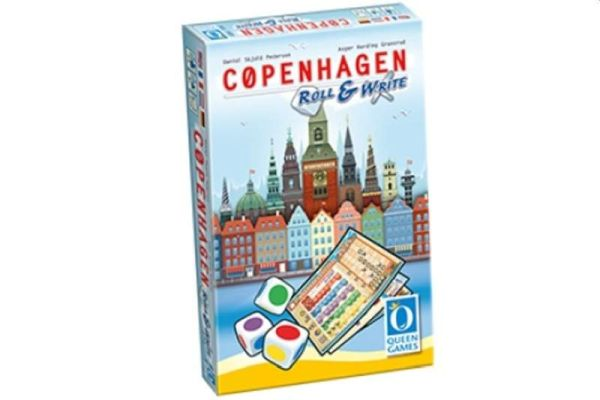 Copenhagen Roll + Write